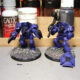 Ultramarines Assault Terminators Painting VI
