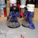 Ultramarines Assault Terminators Painting VII