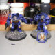 Ultramarines Assault Terminators Painting VIII