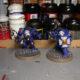 Ultramarines Assault Terminators Painting IX