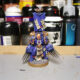 Ultramarines Cities of Death Captain Painting V