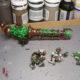 Skaven Warp Lightning Cannon Painting III