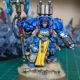 Tutorial: Painting Ultramarine armour