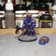 Ultramarines Terminator Seargent Painting