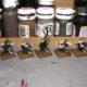 Back at painting Skavenslaves!