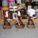 Eldar Fire Dragons 2nd batch WIP #2