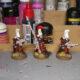 Eldar Fire Dragons finished!