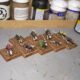 Skaven Giant Rats WIP #5