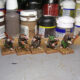 WIP: Skaven Clanrats (rank 3/6) almost done