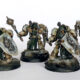 Showcase: Dark Angels Deathwing Knights