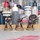 WIP: Dark Eldar Kabalite Warriors #1