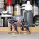 WIP: Dark Eldar Warriors #4