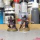 WIP: Dark Eldar Warriors #7