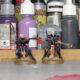 WIP: Dark Eldar Warriors finished!