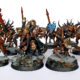 Showcase: Skulltaker, Herald and Bloodletters of Khorne