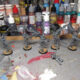 WIP: Dark Eldar Scourges #1