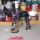 WIP: Dark Eldar Scourges #3