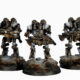 Showcase: Chaos Obliterators (Mechanicum Thallax Cohorts)