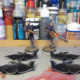 WIP: Dark Eldar Scourges #8