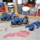 WIP: Ultramarines Bike Squad #1