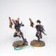 WIP: Dark Eldar Wyches #3
