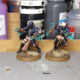 WIP: Dark Eldar Wyches completed!