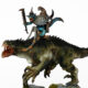 Showcase: Lizardmen Carnosaur