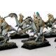 WIP: Warriors of Chaos Hellstriders of Slaanesh