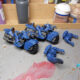 WIP: Ultramarine Bike Squad #6