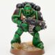 Tutorial: How to Paint Salamanders Space Marines