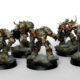 Showcase: Chaos Lords of Decay Nurgle Terminators