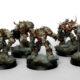 Showcase: Chaos Lords of Decay Nurgle Terminators