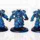 WIP: Ultramarine Centurions