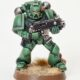 Tutorial: How to Paint Sons of Horus Space Marines
