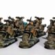 Showcase: Chaos Space Marine Slaanesh Bikers