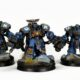 Showcase: Ultramarines Centurion Assault Squad