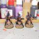 WIP: Dark Eldar Trueborn Warriors #1