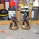 WIP: Dark Eldar Trueborn Warriors finished!