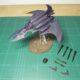 WIP: Dark Eldar Razorwing #1