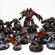 Showcase: Space Marine Minotaurs