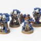 Showcase: Ultramarine Sternguard Veterans