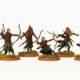 Showcase: Mirkwood Rangers Warband from the Hobbit