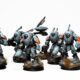 Showcase: Tau Empire Sa'Cea Stealth Suit Kill Team