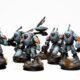Showcase: Tau Empire Sa'Cea Stealth Suit Kill Team