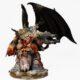 WIP: Chaos Daemons Prince of Nurgle