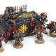 Showcase: Chaos Space Marine Black Legion Rhino