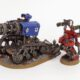 Showcase: Ultramarines Thunderfire Cannon and Techmarine