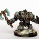 Showcase: Space Wolves Venerable Dreadnought