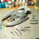 WIP: Eldar Wave Serpent Type II #1