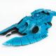 WIP: Eldar Wave Serpent Type II of Iybraesil #2